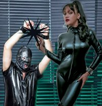 Wanna Be My Slave..? - Transsexual escort in Bangkok Photo 1 of 22