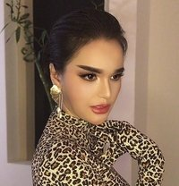 Functional shemale mistress ladyboy TS - Transsexual escort in Abu Dhabi