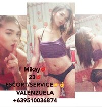 Georgina - adult performer in Manila