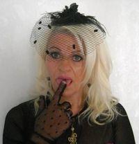 German Mistress Silke Sander - dominatrix in Belfast