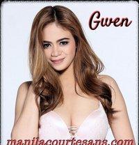 Gwen - escort in Manila