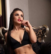 Hanna - Transsexual escort in Moscow