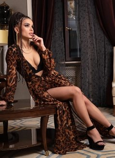Hanna - Transsexual escort in Moscow Photo 7 of 10
