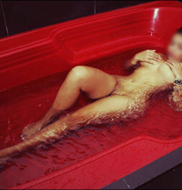 Hannah - escort in Marbella