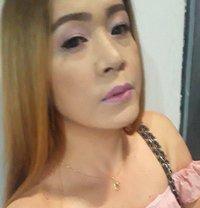 Hot Ladyboy Kassandra - Transsexual escort in Makati City
