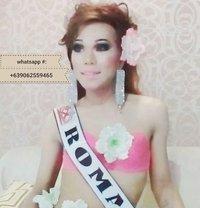 hot ROSANA crossdresser - Transsexual escort in Dubai