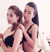 Hot Sister Cameron and Lea - escort in Dubai
