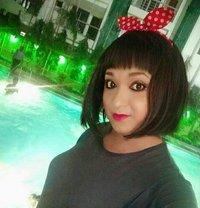 Hot Trans Escort in Live Nude Cam Show - Transsexual escort in Indore