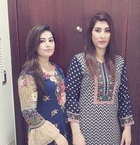 Huma & Honey Lesbian Girls - escort in Dubai