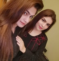 Huma & Javeria Lesbian Girl - escort in Abu Dhabi
