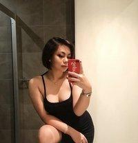 I'm Sam - escort in Makati City