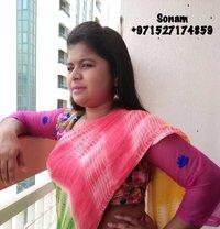 Indian Tamil Sonam - escort in Abu Dhabi