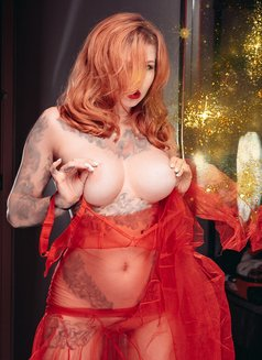 ⚜️Inked Ginger⚜️ NEW NUMBER - escort in Dubai Photo 15 of 16