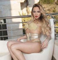Isabela Bahls - Transsexual escort in Limassol