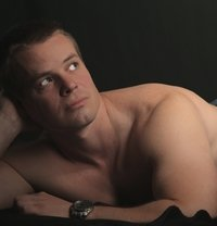 Jack Black - Male escort in Prague (Praha)
