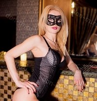 Janna - masseuse in Moscow