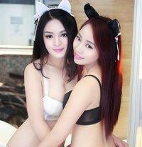 Japanese Star Sisters Yoyo§eve - escort in Dubai Photo 3 of 10