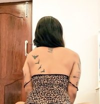 Jazzvers - Transsexual escort in Bangalore