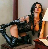 Jenne Bombon - Transsexual escort in Amsterdam