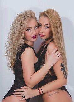 Jessica and Alana - escort in Dubai Photo 1 of 13