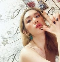 Unstoppable Fantasy Fulfiller - Transsexual escort in Makati City