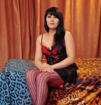 Hot Sexy Trans Sabrok - Transsexual escort in Dubai