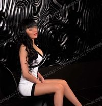 Kamila - masseuse in Moscow