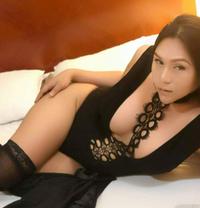 Kayzie - Transsexual escort in Dubai