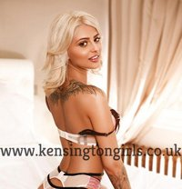 Kensington Girls - escort agency in London