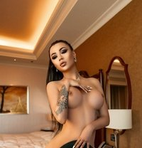 Khanna Special tGirl - Transsexual escort in Moscow