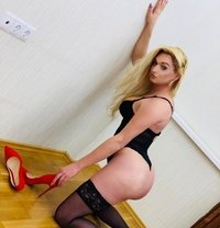 Kimberly - Transsexual escort in Moscow