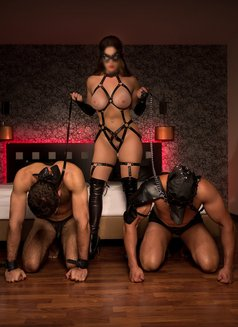 KINK SESSIONS (incall & outcall) - dominatrix in Lisbon Photo 2 of 25