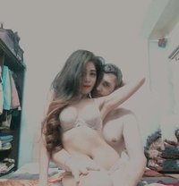 Kinky Couple Camshow - escort in Rome