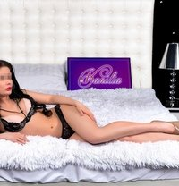 Kira - masseuse in Moscow
