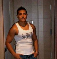 Kris 1 - Male escort in Milan
