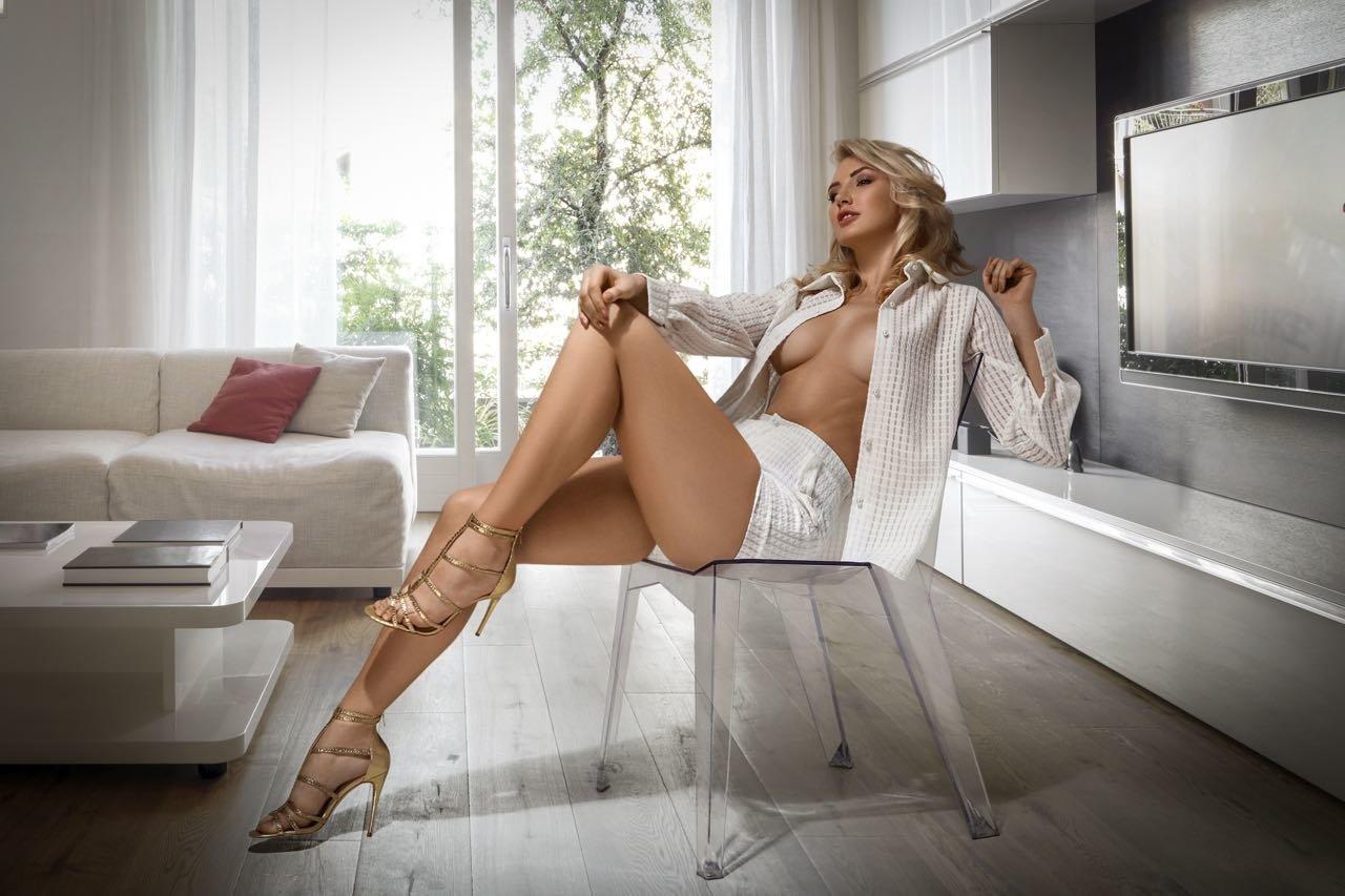 Эстонский секс с порномашиной