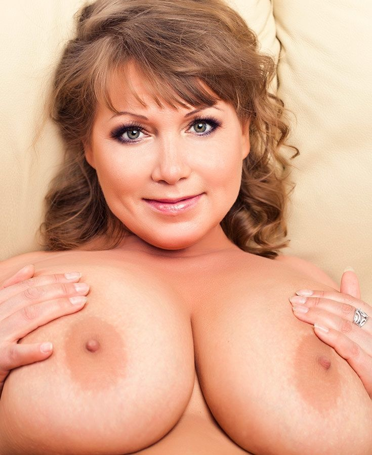 Excellent Lana s big tits seems excellent