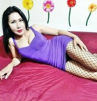 Ladyboy with snake - Transsexual escort in Bangkok
