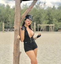 Ladyboy Sapphire - Transsexual escort in Singapore