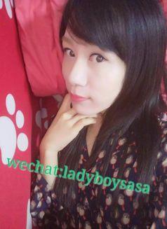 Ladyboy Sasa - Transsexual escort agency in Beijing Photo 6 of 30