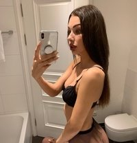 Lana - escort in Moscow