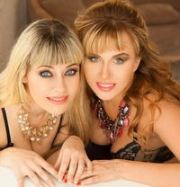 Lesbian Duo - escort in Dubai