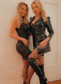 Lesbian Sister - escort in Rome Photo 3 of 30