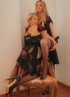 Lesbian Sister - escort in Rome Photo 4 of 30