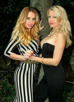 Lesbian Sister - escort in Rome Photo 5 of 30