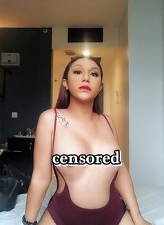 VIDEOCALL/CAMSHOW ONLY - Transsexual escort in Mumbai Photo 5 of 23