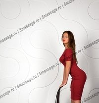 Liliana - masseuse in Moscow