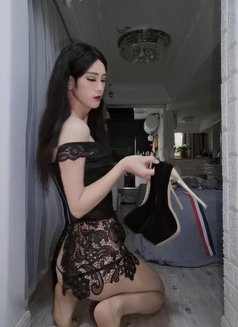 Lily - Transsexual escort in Shanghai Photo 7 of 14