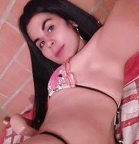Lina María - Transsexual escort in Bogotá
