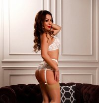 Lisa shemale - Transsexual escort in Moscow